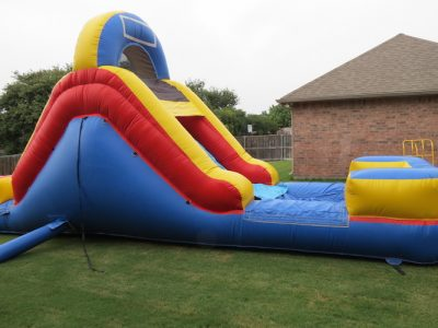 12ft Mini Water Slide