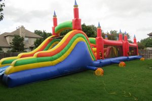 60ft Obstacle Course Rental