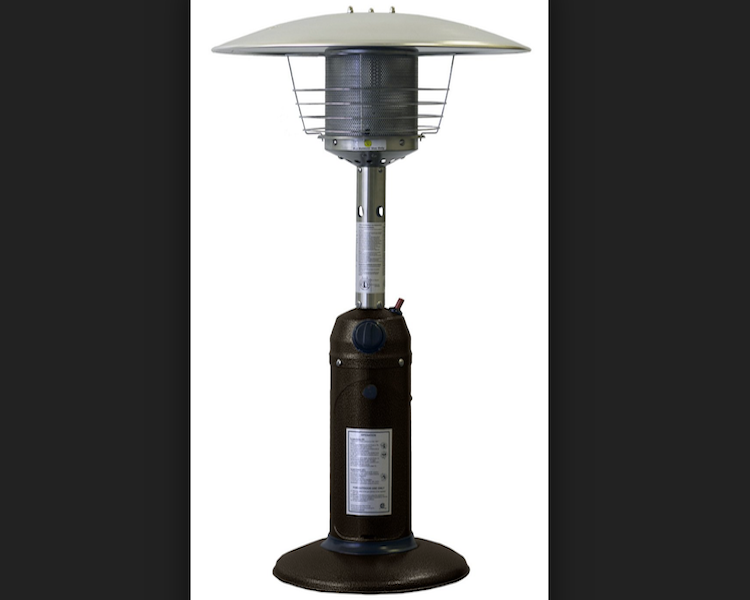 outdoor space heaters propane - 750×600