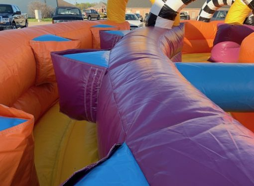 Rat Race Fig-8 Obstacle Course